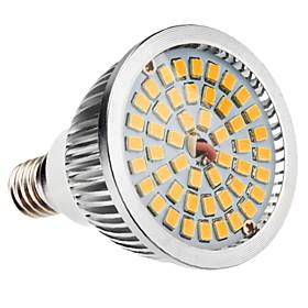 MR16 E27 GU10 LED Light Bulbs 5733 SMD 18 320LM Pure White Warm White Spot Light AC220V 3W
