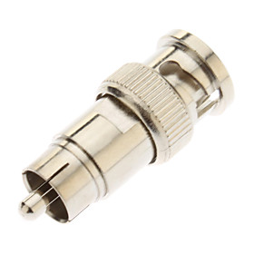 BNC to RCA Male Adapter
