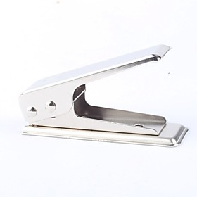 Aluminium Nano Sim Card Cutter with Adapters for iPhone 5 and iPad Mini
