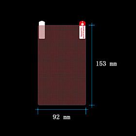 7 pollici Cover HD Screen Protector con griglia per Google Nexus / Acer / Asus / Lenovo / Versatile Tipo Tablet