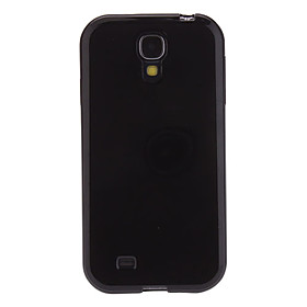 Jelly Colored Hard Case with HD Screen Protector for Samsung Galaxy S4 I9500 (Assorted Colors)