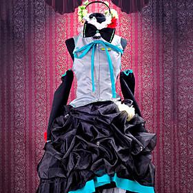 Hana no Oto Hatsune Miku Cosplay Costume