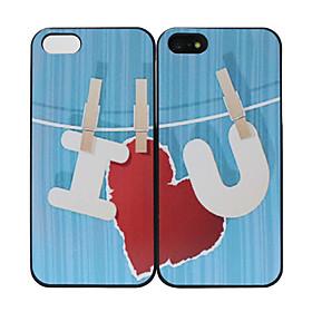 Kombatibilitet:iPhone 5S,iPhone 5; Egenskaber:Bagside Cover; Materiale:Polykarbonat; Stil:Nyhed; Farve:Bl?; M?l (cm):12.5 x 6 x 1; V?gt (kg):0.025