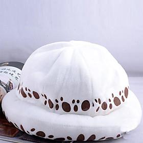 Death Surgeon Trafalgar Law Cosplay Hat