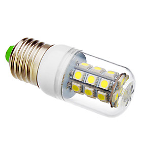 Corn Bulbs W 27 SMD 5050 LM Cool White V
