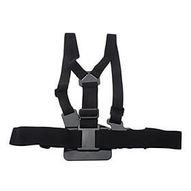Adjustable GoPro Camera Chest Mount Harness (Camcorder Shoulder Strap) for GoPro Hero 3 / 2 / SUPTig Sports DV