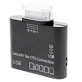 5 in 1 OTG Adapter USB SD Card Reader Samsung Galaxy Note 10.1 N8000