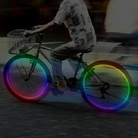 Bicycle LED Wheel Spoke Light 1pcs Colorful