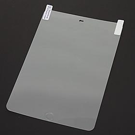 Alto Design trasparente Screen Protector con panno in microfibra per iPad mini