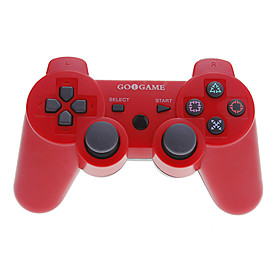 Wired Bluetooth controller til PS3 / PC (864529) photo