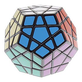 Rubik's Cube Megaminx Smooth Speed Cube Magic Cube Puzzle Cube Professional Level Speed Gift Classic  Timeless Girls' 853709
