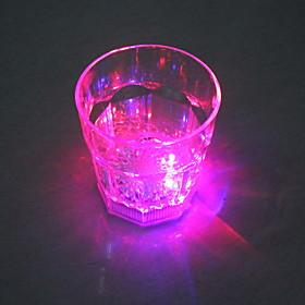 LED Flashing Whisky Tumbler 909710