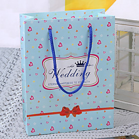 Round Square Cylinder Card Paper Favor Holder with Printing Favor Boxes Favor Bags - 1