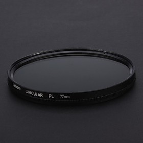 77mm Cpl Filter Til Canon Nikon Lens