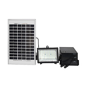 Die-cast Aluminum Solar Power LED Flood Light (1049-CIS-53344)