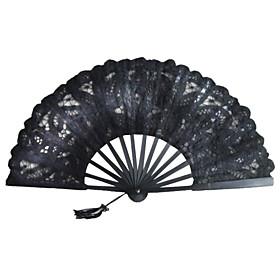 Eventail Ventilateurs et parasols Ruban Occasion spéciale (980486) photo