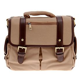 919-WH Korean Style Camera/Camcorder Bag (Coffee)