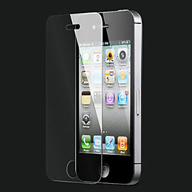 Angibabe Tempered Glass Explosion proof Screen Protector (0.4mm) for iPhone 5