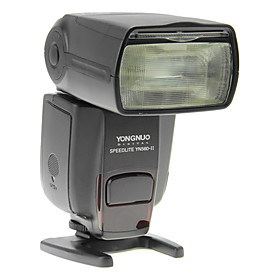 flash de la camara youngnuo-YN560 II Speedlite para Canon / Pentax / Panasonic / nikon (negro)