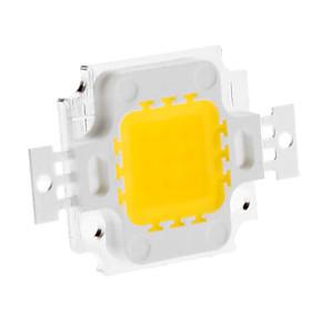 DIY 10W 820-900LM 900mA 3000-3500K Warm White Light Integrated LED Module (9-12V)