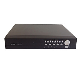 4 CH H.264 Standalone CCTV Security Video Surveillance DVR Recorder D1 real time