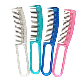 Comb for Wigs with Steel Teeth(Random Color)