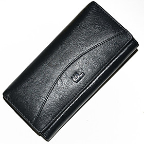 Mega Leather Kvinder Hand Purse (Black) (1061195) photo