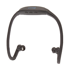 Headphone Bluetooth Earhook   With Microphone- Noise-Cancelling Sports for Mobile Phone