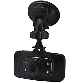 2.7 Inch LCD 1080P Wide Angle Car DVR Camcorder LED Light AV-Out SD HDMI GS8000L