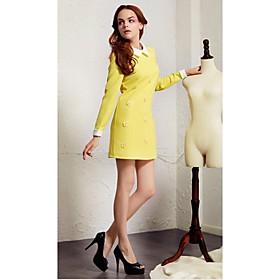 Kvinder New Spring Slender Dress