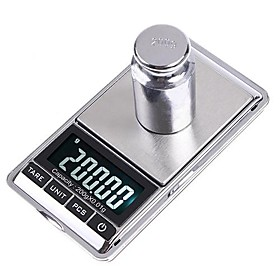 200G0.01G Mini Digital Scale Pocket Jewelry Scale Portable Electronic Jewellery Diamond Scales