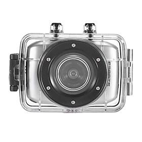 HD720P-F5V Mini Action Camcorder (Gray)