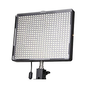 Aputure Amaran Al 528s Led Lys Digital Video Belysning Til Canon / Nikon / Sony F926 (os Standard)