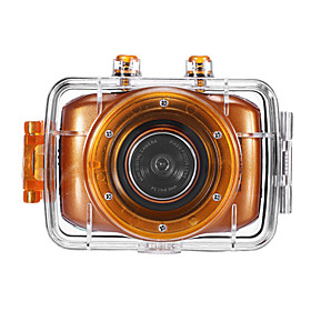 Hd720p F5o Mini Aktion Camcorder (orange)
