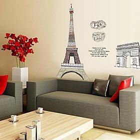 Torre Eiffel pegatinas de pared
