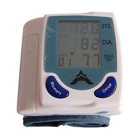 Wrist Style Digital Blood Pressure Monitor