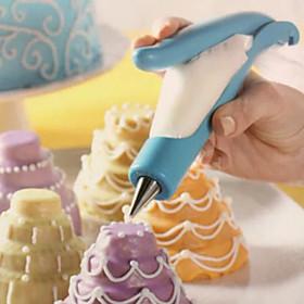 Bl?dt Porcel?n Cake Decorating, L10.5cm X W3.5cm X H16cm