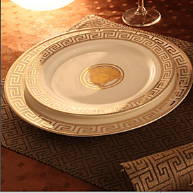 1pc Bone China Eco friendly Dinnerware Set, Dinnerware