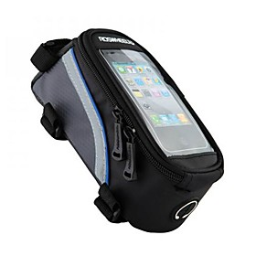 ROSWHEEL Bike Bag 1.5LBike Frame Bag / Cell Phone Bag Waterproof / Reflective Strip / Skidproof / Wearable / Touch Screen / Phone/Iphone
