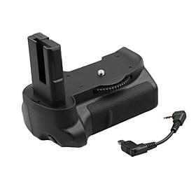 Battery Grip for Nikon D5100 D5200 DSLR Camera EN-EL14 Free Shipping