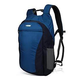 Caden Tyverisikring Vandt?t Nylon Backpack Travel Kamerataske Til Canon Nikon Sony Dslr Kamera Bl?