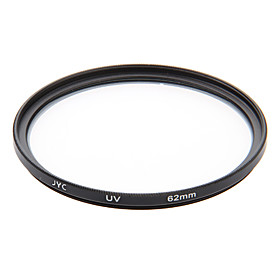 JYC PRO1-D Super Slim Digital UV Filter High Performance Filter for Digital Camera 62MM