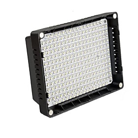 Engros Ny 260 Led Panel Video Camera Lampe Til Canon Nikon Dslr Kamera