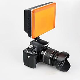 Wansen 24 24 Led Videolys Lampe 20w 2300lm D?mpbar Belysning Til Canon Nikon Pentax Dslr Kamera Video Camcorder