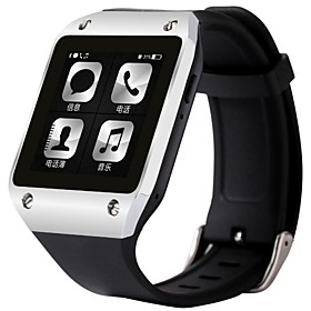 Watch Smart Watch Bluetooth Sync Call Sms Compatibles Med Android Telefon