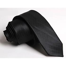 Menns 5 cm Fritid Tie