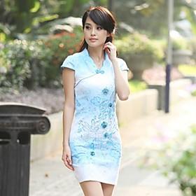 Dame The New Fashion Cheongsam Dress