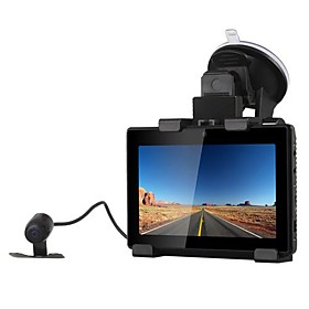 Android 4.1 Multifunctional 5Inch Full HD Capacitive Touch Screen Car Camcorder Built Wifi and GPS Navigation