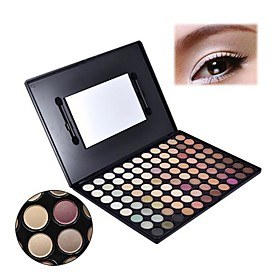 Pro 88 Warm Color Fashion Eye Shadow Palette Profession Makeup Eyeshadow A 796