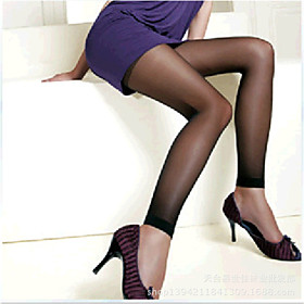 Women Thin Pantyhose , Velvet